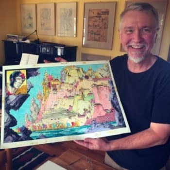 P. Craig Russell Is Crowdfunding An Art Restoration Project For Elric Story ' The Dreaming City'