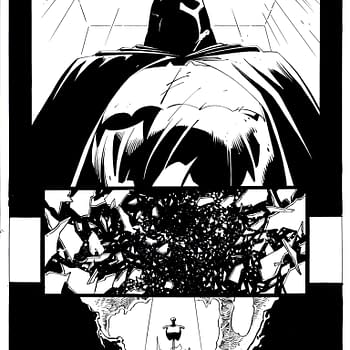 NYCC 15: Dark Knight III: The Master Race Preview Art