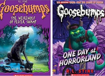 Get All Of The Goosebumps Audiobooks On Humble Bundle