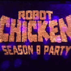NYCC '15: The Robot Chicken Season 8 Party