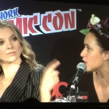 NYCC '15: Fire And Ice: A Conversation About Game Of Thrones With Natalie Dormer, Finn Jones And Keisha Castle-Hughes