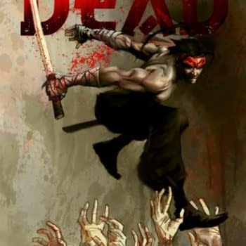 Land Of The Rising Dead – A Zombie Apocalypse in Feudal Japan
