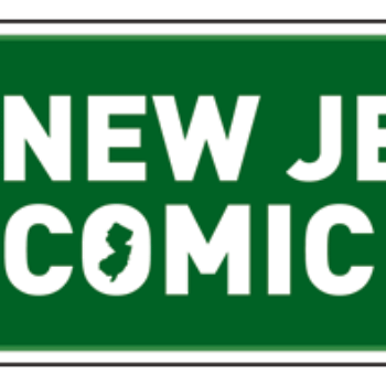 For New Jersey, A Comic Con, With Ivan Reis, Cary Nord, Mark Bagley, Ethan Van Sciver And Greg Land #NJCE