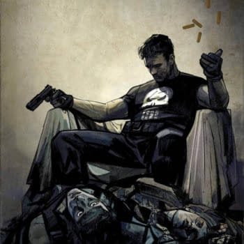 Becky Cloonan And Steve Dillon, The New Punisher Creative Team
