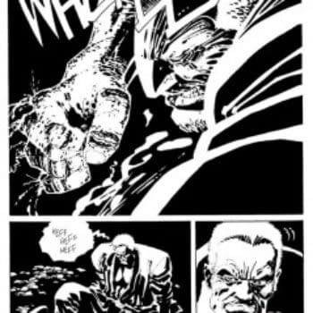 NYCC '15: A New Sin City Comic From Frank Miller – A Love Story From The 1940s