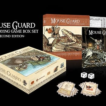 The Mouse Guard Roleplaying Game Box Set 2nd Edition Is Out Next Week