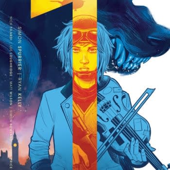 Alan Moore Talks About Si Spurrier And Ryan Kelly's Cry Havoc, From Image In January