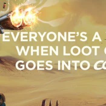 Loot Crate Goes Combat For November – Fallout 4, Blizzard, Capcom And Hunger Games….