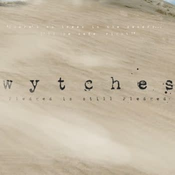 """A New Wytches For 2016 From Scott Snyder And Jock? """"There's No Trees In The Desert… I'll Be Safe, Right?"""""""