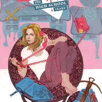 NYCC 15: Dark Horse Is Bringing Buffy Back In Buffy: The High School Years
