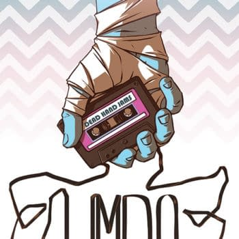 Image Comics' Neon-Noir Miniseries Limbo Arrives This November