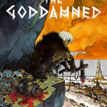 """""""And the earth was filled with violence."""" The Goddamned Hits Stores Next Month"""