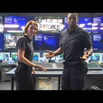 David Harewood And Chyler Leigh Take Us Through The DEO