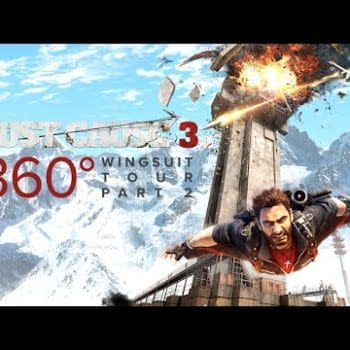 New 360 Video Keeps The Action Coming For Just Cause 3