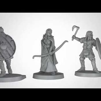 MegaCon And Versus Evil Reveal More About The Banner Saga Board Game