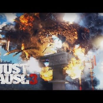Get A Look At Just Cause 3 In Its 4K Glory