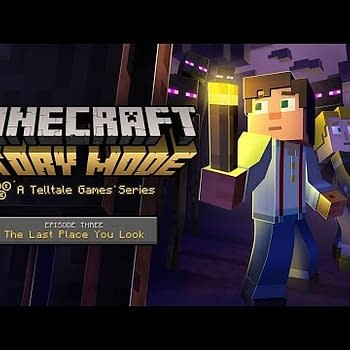 Telltale Games Minecraft: Story Mode &#8211 Episode 3 Out Next Week