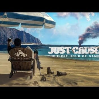 Catch The First Hour Of Just Cause 3 Right Here