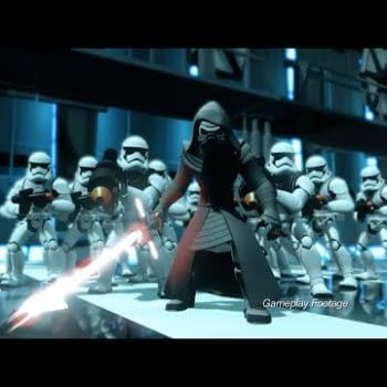 Star Wars: The Force Awakens Playset For Disney Infinity 3.0 Gets Trailer