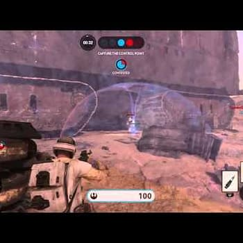 This Star Wars: Battlefront Encounter Is Quite Silly