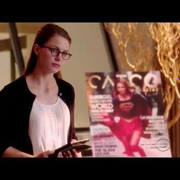 3 Sneak Peeks At This Weeks Supergirl &#8211 Red Faced