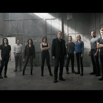 Agents Of SHIELD Celebrates Their 50th Episode