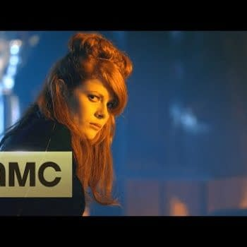 A Bloody Scene From Into The Badlands – The Widow Gets Ambushed