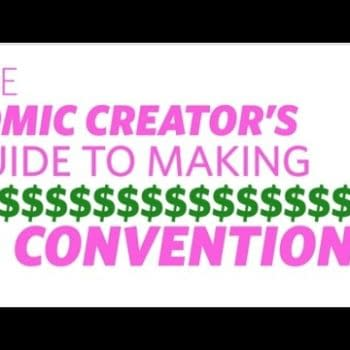 Charging For Signatures At Comic Cons – The Movie, Starring Donny Cates And Eliot Rahal