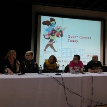 Kate Leth Can't Say Whether Patsy Walker, Hellcat Is Queer. Yet. The Queer Comics Today Panel At Thought Bubble #TBF15