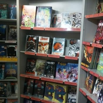 Local Comic Shop Day 2015 In London – Forbidden Planet And Orbital #LCSD