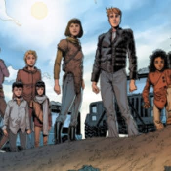 A Generation Zero Comic Coming From Valiant?