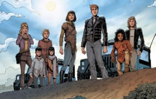 A Generation Zero Comic Coming From Valiant