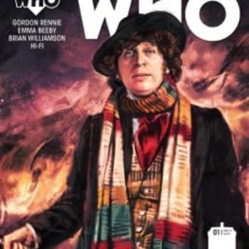 Titan Comics To Launch A Fourth Doctor Who Comic Series