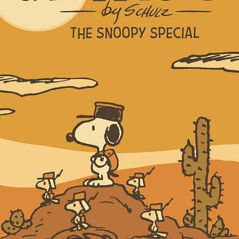 Celebrate The Release Of The Peanuts Movie With Peanuts: The Snoopy Special #1