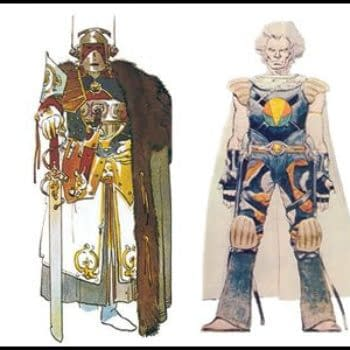 Camera One To Return Dune Production Artwork To The Estate Of Moebius