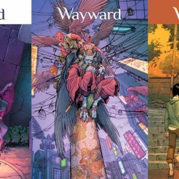 The Legendary Comic Continues: A Review Of Wayward #11