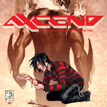 Why Axcend Could Be One Of The Most Talked About Comics This Year