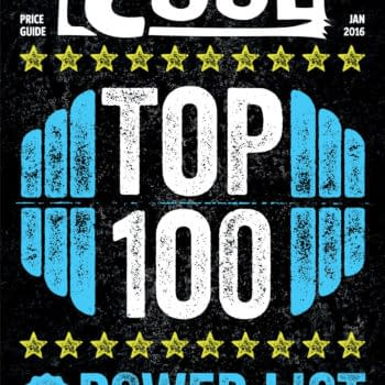 The Bleeding Cool Top 100 Power List 2015 – 76 To 74