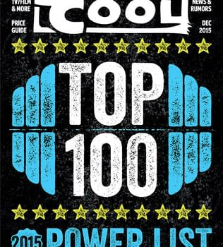 The Bleeding Cool Top 100 Power List 2015 – 85 To 83