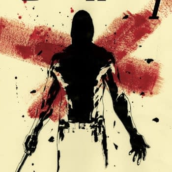 The Lonely Crusader Kicks Off In The Black Hood #7