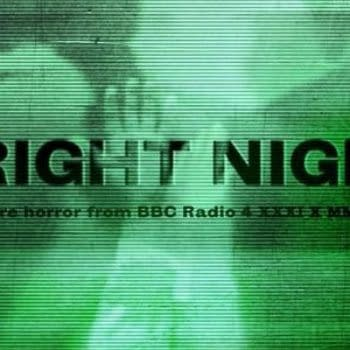 Halloween Horror Bliss On BBC Radio 4 – Look! It Moves! by Adi Tantimedh