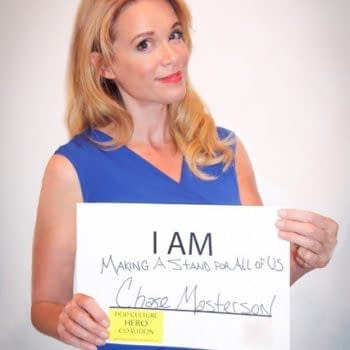 Chase Masterson Stands Up To Bullying And Hate – Brings Message To New Jersey Comic Expo