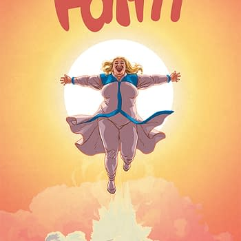 A Look Inside Faith #1 From Hause Portela And Sauvage