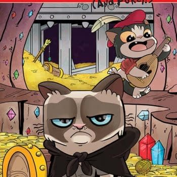 Exclusive Extended Previews For Grumpy Cat #2 And Pathfinder: Hollow Mountain #1