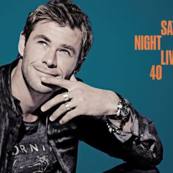 Chris Hemsworth Gets Another Sequel… A Second Turn On SNL