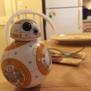 Succumbed To Star Wars Fever: Thanksgiving Weekend BB-8 Review