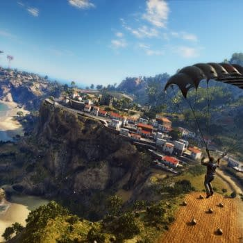 Sweet Release! Just Cause 3, Rainbow Six: Siege, Xenoblade Chronicles X, December's Free Games