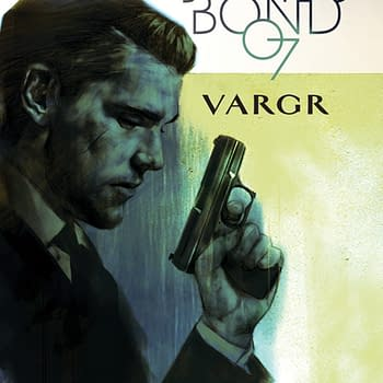 All 15 James Bond #1 Retailer Exclusive Covers