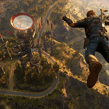 Just Cause 4 Announced at the Xbox E3 Briefing