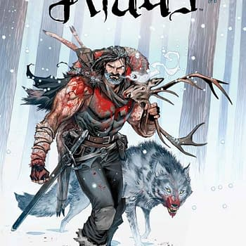 Not Your Average Christmas Story: Grant Morrisons Klaus #1 Has A Different Kind Of Heart